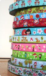 Gorgeous ribbon/trim from Clothkits