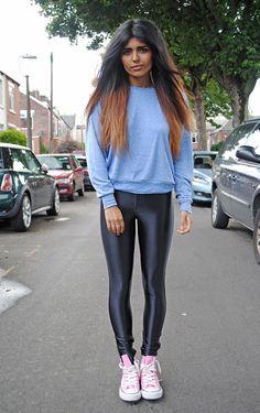 Disco pants #MGwinterwardrobe