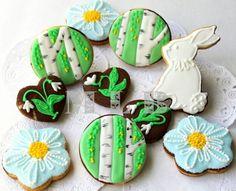 Lilies (Heart Cookie Cutter)