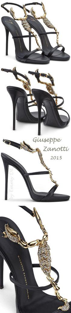 Brilliant Luxury by Emmy DE * Giuseppe Zanotti 2015