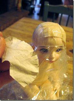 wig making 001
