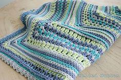 Ravelry: Breath of Heaven Baby Blanket pattern by Susan Carlson