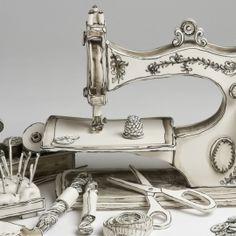 Stitched up - sewing machine