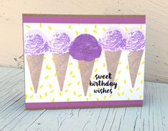 Libby's Little Addiction: sweet birthday wishes | Hero Arts Summer Catalog Launch!