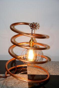 Just Custom Lighting - Listings View Example Custom Handmade Item 1.   #handmadelighting #lighting #custom #lamps #homedecor