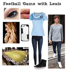 """football/soccer game"" by maddypayne15 on Polyvore featuring beauty, CellPowerCases, adidas and Rebecca Minkoff"