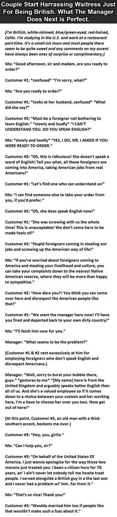Hats Off To This #Manager<<<are people missing what he said at the end here? It's so sweet!