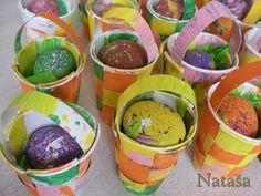 Leptir - Montessori blog: Uskrs - aktivnosti iz vrtića