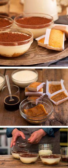 Descubre cómo preparar un #tiramisú delicioso con sobaos Dulcesol ¡Te va a sorprender! Sweet Life, Camembert Cheese, Dairy, Food, Gastronomia, No Churn Ice Cream, Sweets, Recipes, Eten
