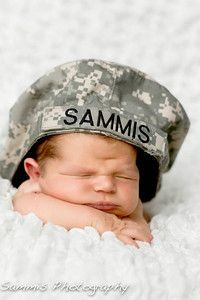 Newborn  photos...  love the hat idea.  I have used this one before..