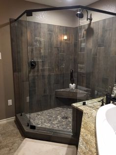 outstanding 46 Cool Bathroom Shower Ideas