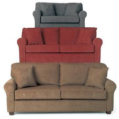 Shannon Collection http://indoorandoutfurniture.com/sleeper-sofa/shannon-collection/