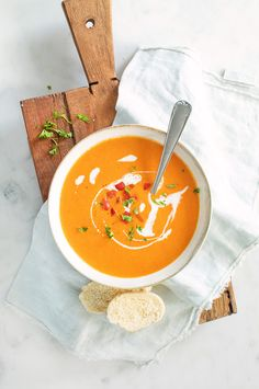Soup Recipes, Cooking Recipes, Water Kefir, Thai Red Curry, Nom Nom, Food And Drink, Lunch, Baking, Dinner
