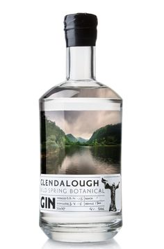Ireland's first craft Distillery, Glendalough Distillery is located in Glendalough County Wicklow, home to the Glendalough Wild Spring Botanical Gin. Beverage Packaging, Bottle Packaging, Whisky, Gin Brands, Best Gin, Craft Gin, Gin Bottles, Dry Gin, Scotch Whiskey