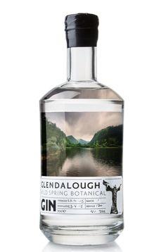 Gin of the World # Ireland # Spring Botanicals # Glendalough #