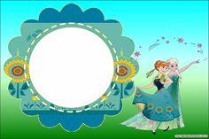 10 Festa Frozen Fever, Frozen Party, Birthday Invitations, Disney, Symbols, Party Ideas, Facebook, Frozen Invitations, Fiestas