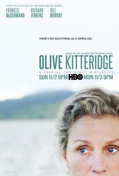 Director: Lisa Cholodenko | Reparto: Frances McDormand, Richard Jenkins, Bill Murray | Género: Drama | Sinopsis: Miniserie de TV de 4 episodios (2014). La protagonista es Olive Kitteridge (Frances McDormand), una profesora de matemáticas de mediana edad que trabaja en un pequeño pueblo de Maine (Nueva ...