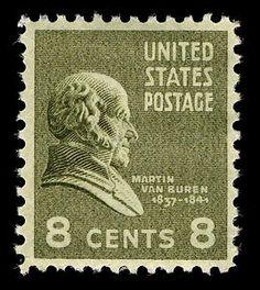 Martin van buren stamp - Presidential Issue - Wikipedia, the free encyclopedia
