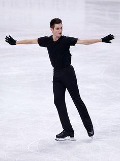 Joshua Farris - 2014 Prudential U.S. Figure Skating Championships