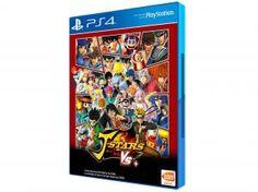 J-Stars Victory VS+ para PS4 - Bandai Namco