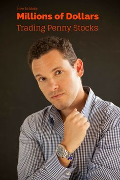 How To Make Millions Trading Penny Stocks with Timothy Sykes Timothy Sykes of penny stock trading fame shares his secrets to making over a million dollars trading stocks, and entrepreneurship of teaching online. Penny Stocks Investing, Investing Money, Stock Investing, Saving Money, Forex Trading Tips, Forex Trading System, Timothy Sykes, Penny Stock Trading, Investing In Shares