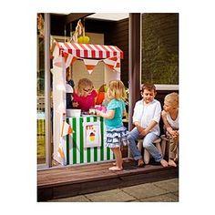 IKEA - SKYLTA, Marktkraam voor kind, , Moedigt aan tot rollenspellen. Kinderen ontwikkelen hun  sociale vaardigheden door volwassenen na te doen en eigen rollen te bedenken.