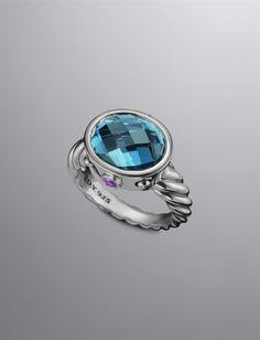David Yurman...like the jewelry, dont like the price haha