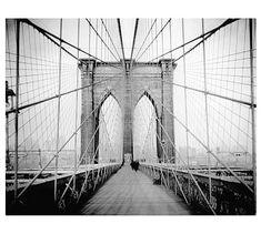 The New York Times Archive - Brooklyn Bridge - 1914 #potterybarn
