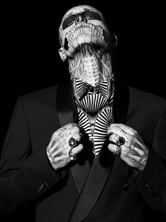 Photographic-duo Aline & Jacqueline Tappia turn their lens on Rick Genest