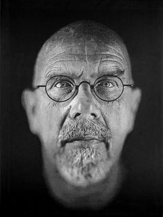 The Reel Foto: Chuck Close: Not So Typical Daguerreotypes