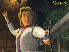 Princess Fiona Shrek the Third wallpaper animated movies Wallpaper
