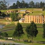 Historic Port Arthur in Tasmania - things to do in Hobart. Tourist Places, Tourist Spots, Port Arthur Tasmania, Places Ive Been, Places To Go, Stuff To Do, Things To Do, Australian Continent, Haunted Places