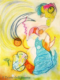 I TRATTI DELL'ANIMA... disegnare ad occhi chiusi UN CORSO-PERCORSO: IL PANNELLO D'ASCOLTO