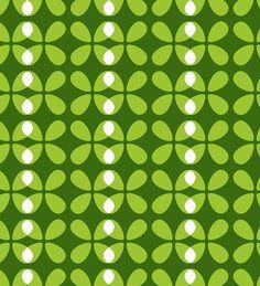 Almond pattern.  By Maja Modén