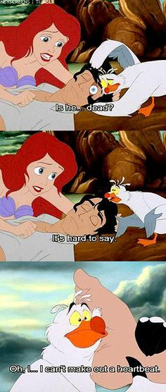 The Little Mermaid - #Disney