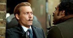 Mortdecai Film Johnny Depp CINE estrenos