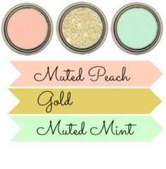 Mint, Pink & Gold Baby Shower + Printables – Short Stop Designs