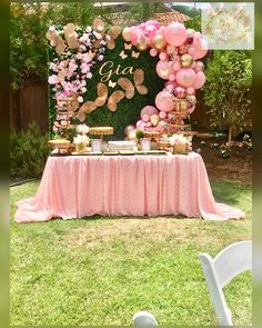 Butterfly Garden Party for Girls Butterfly 1st Birthday, Butterfly Garden Party, 1st Birthday Party For Girls, Butterfly Birthday Party, Butterfly Baby Shower, Girl Birthday Themes, Baby Girl Shower Themes, Girl Baby Shower Decorations, Baby Birthday