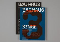 designeverywhere:  Bauhaus 3: Things