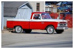 1965 Ford Truck Maintenance/restoration of old/vintage vehicles: the material for new cogs/casters/gears/pads could be cast polyamide which I (Cast polyamide) can produce. My contact: tatjana.alic@windowslive.com