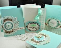 Dawn McVey - artist - pretty papers from http://www.papertreyink.com/