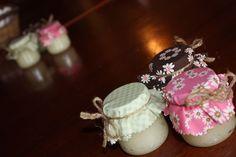 diy sugar scrub for party favor #diy food ideas