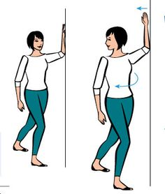 Tired of hunched shoulders, a sore back, and tight hips? These six moves are a great cure for the common computer slouch.