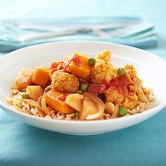 Quick and Healthy Dinner Recipe: Vegetable Curry | Fitness Magazine