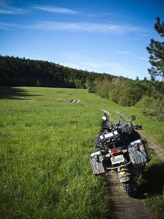 WV Motoride: Cranberry Wilderness