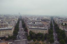 Paris - Dia 1: Arco do Triunfo, Galeria Lafayette e Ópera Garnier | Cidade das Cerejas
