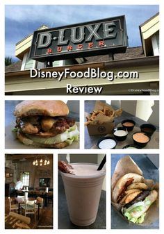 DisneyFoodBlog.com Review of D-Luxe Burger in Disney Springs