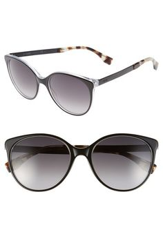 4585818ddb Click to zoom Black Round Sunglasses