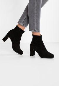 Peter Kaiser MAYA - Bottines - schwarz - ZALANDO.FR Zalando Shoes, Maya, Booty, Ankle, Fashion, Ankle Boots, Heels, Men Styles, Black People