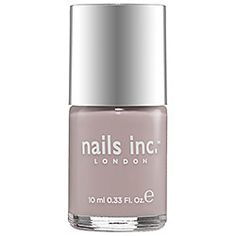 NAILS INC.  Nail Polish  COLOR: Carnaby Street, Haymarket, Warwick Way, Foubert's Place, Porchester Square  $9.50